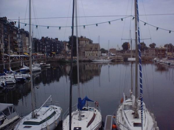 Le port de Honfleur 061023070442169158