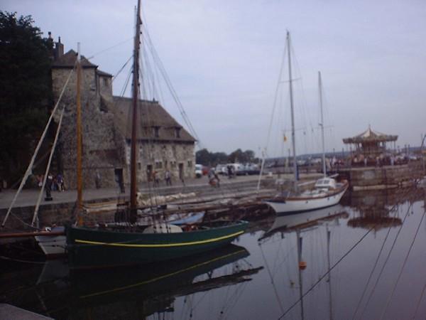 Le port de Honfleur 061023070705169169