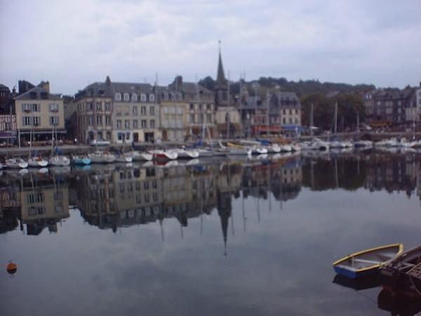 Le port de Honfleur 061023070805169172