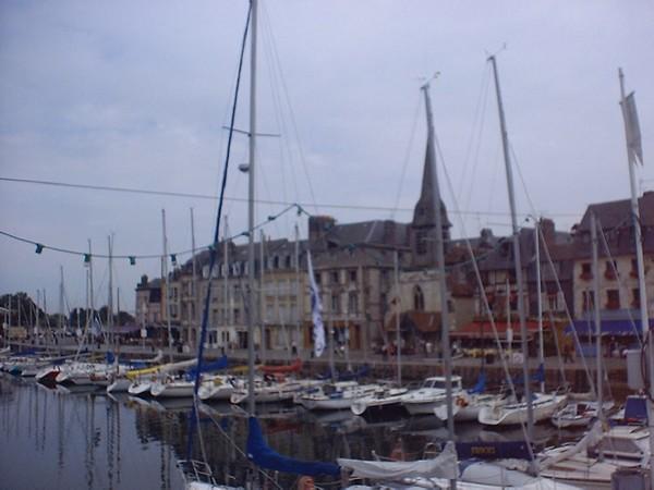 Le port de Honfleur 061023071558169194