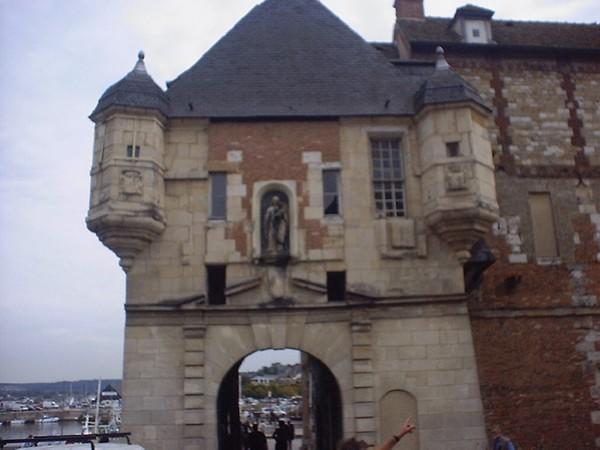 Le port de Honfleur 061024081018170085