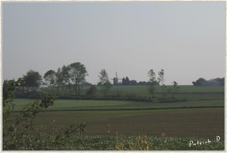 Moulin autour de Steenvorde