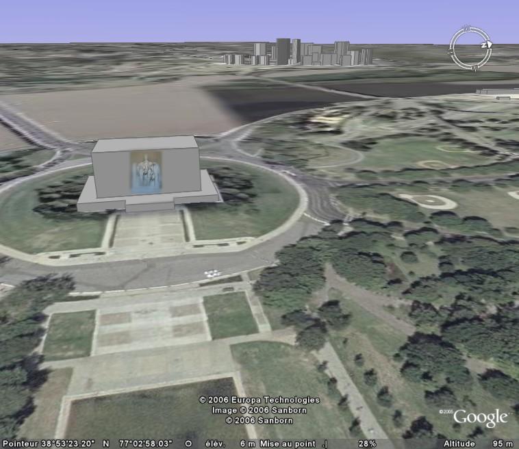 Tête de mort sur le Mont Rushmore, Dakota du Sud 061202090811232496