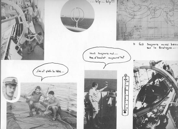 [Opérations diverses] Mission Z.M.O.I  Août 78 à Mars 79 avec le KERSAINT 061212041821244350