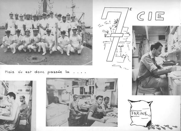 [Opérations diverses] Mission Z.M.O.I  Août 78 à Mars 79 avec le KERSAINT 061212043524244413