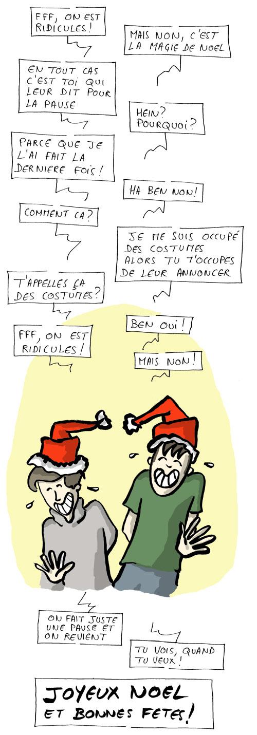 Impatiences de Noël !