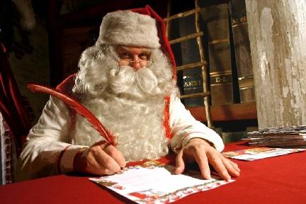 Il n'y a que chez Charlie Bregman que le père Noël sera franc avec vous !