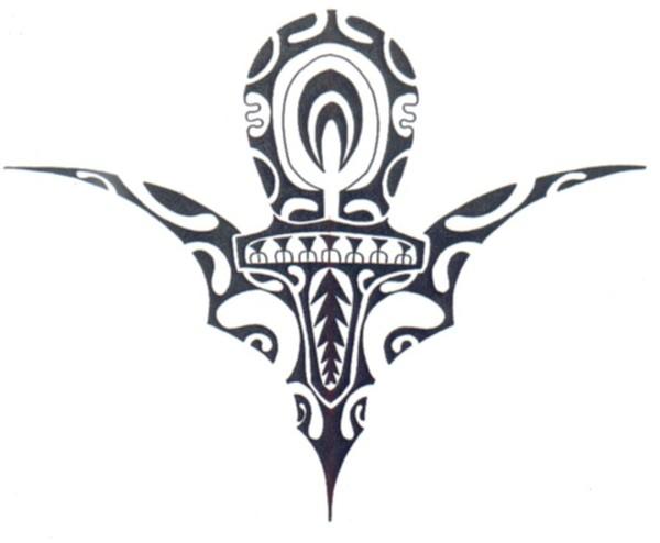 tatouage polynesien. Tatouages Polynésiens 1