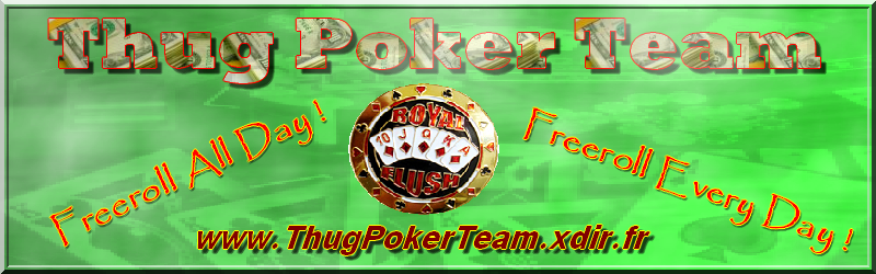 Thug Poker Team