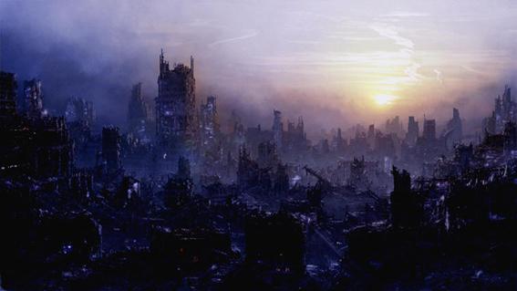 Apocalypse now ?