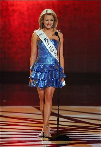 Miss Amérique ferait-elle le trottoir ?