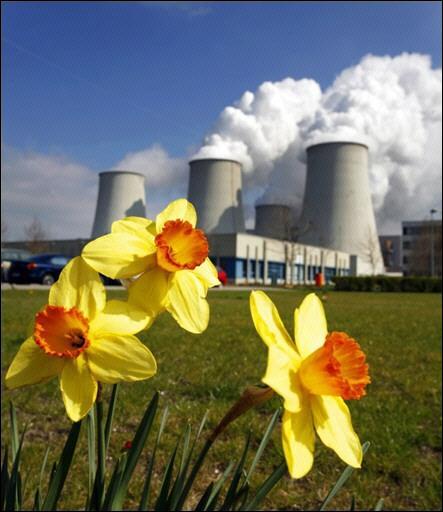 Une centrale nucléaire pour une nature au grand air ?
