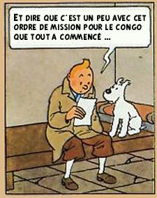 Tintin en prison