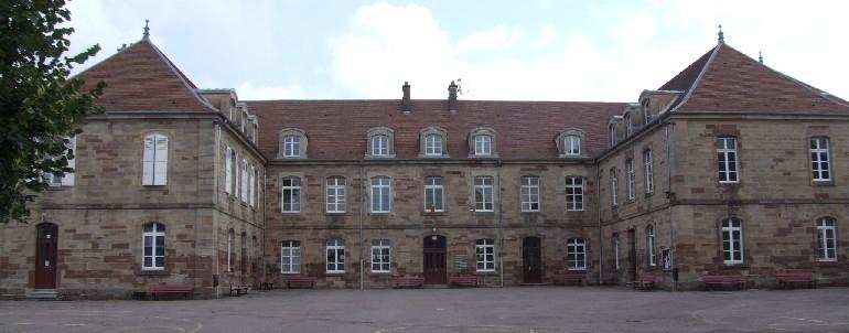 Lycée Claude Mathy