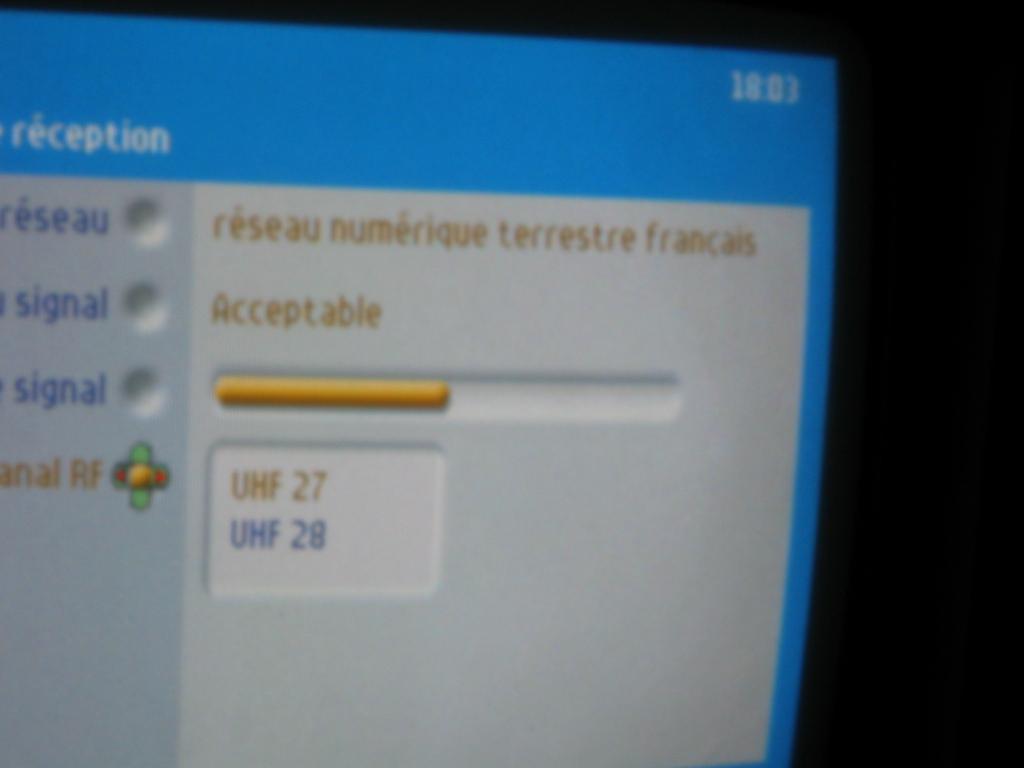 Tvntnet Le Forum De La Tnt Antennes Intérieures