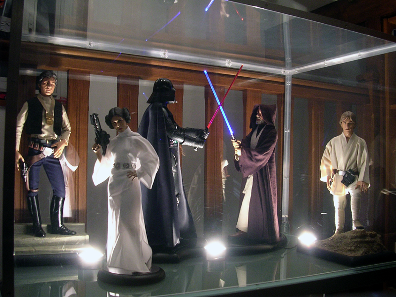 Obi-Wan Kenobi 1/4 Premium 07082001401961431045952