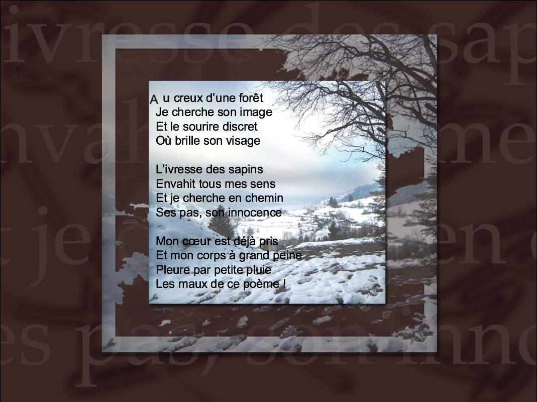 petits poèmes 1 - diaporama 07102609003596731357472