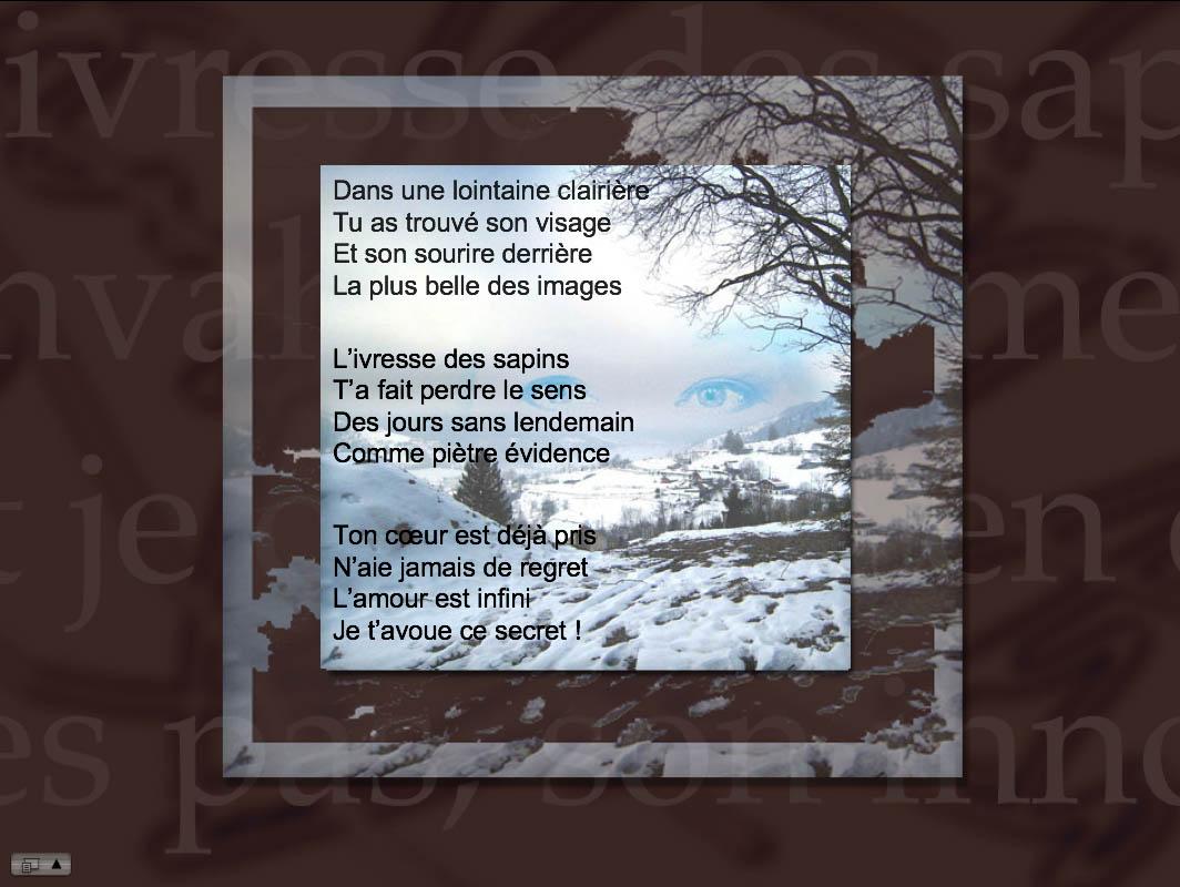 petits poèmes 1 - diaporama 07102609005396731357473