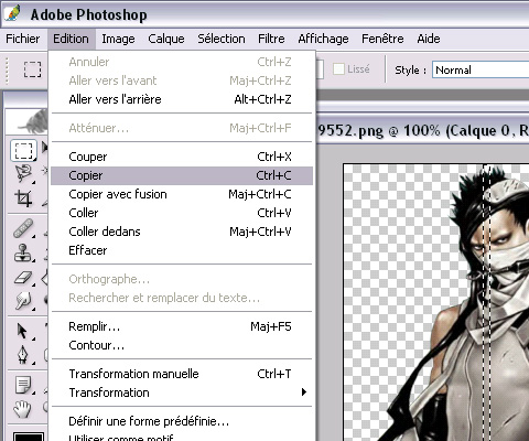 [ Tutos Photoshop => Moyen ] Free_Style 0711040319261385985