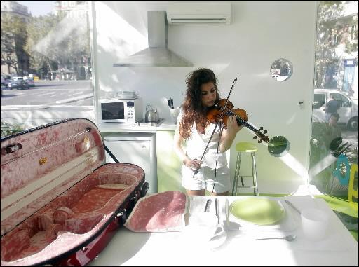 Accède au myspace de Patricia Arguelles