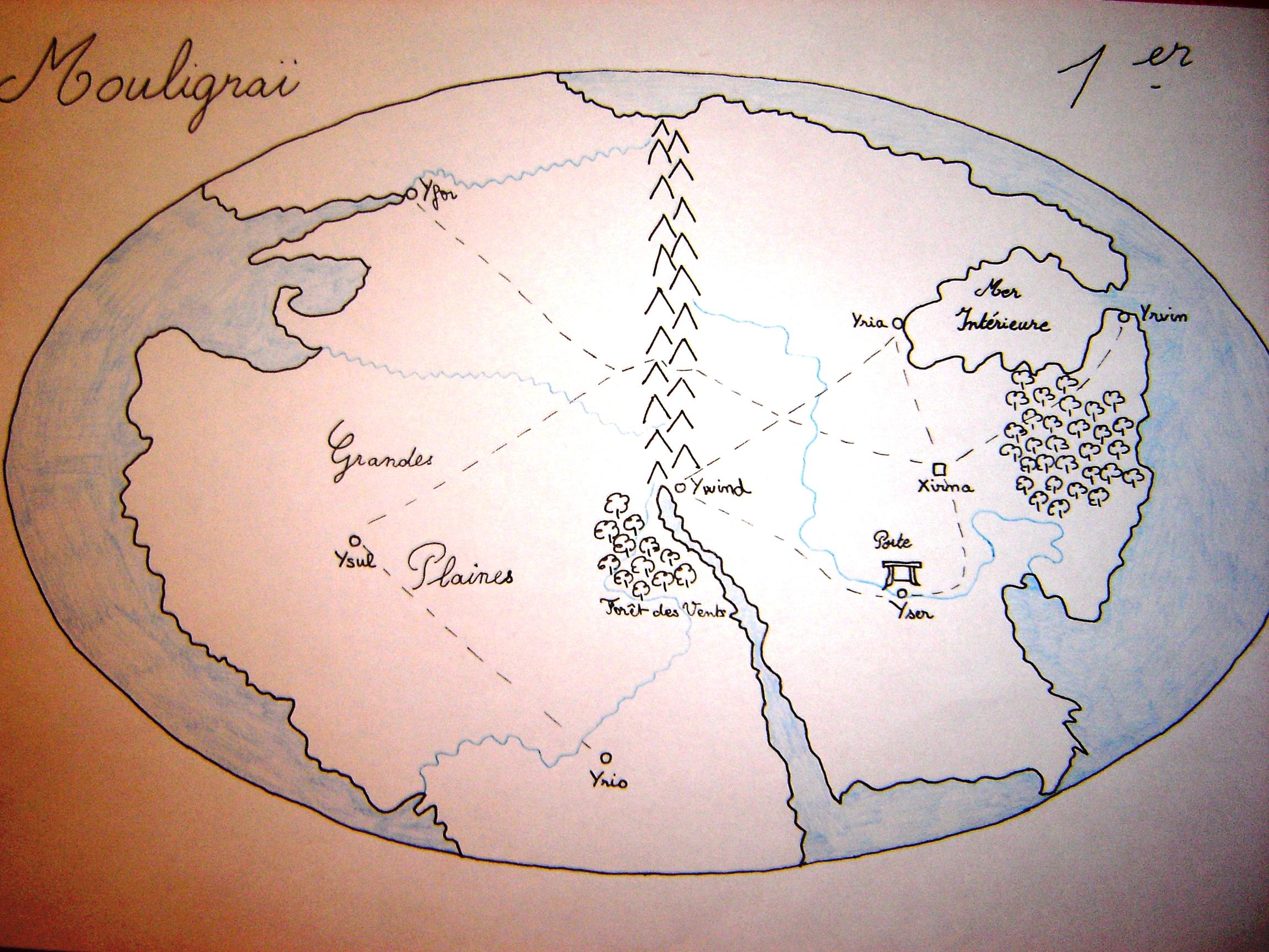 1er royaume villes