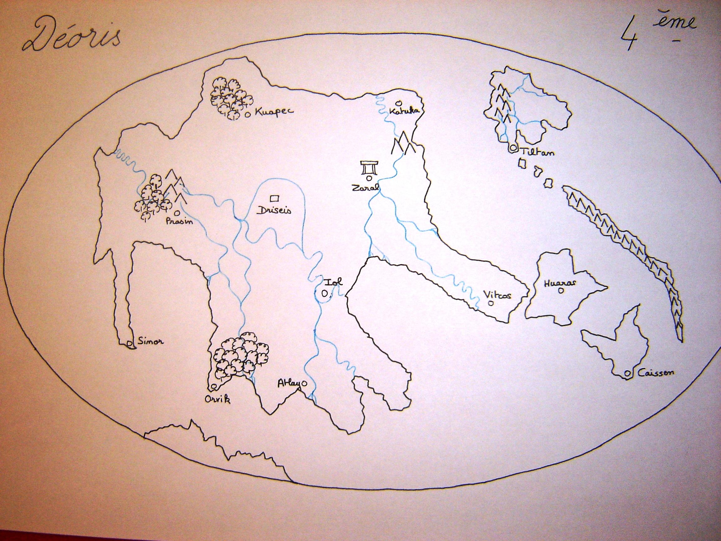 4eme royaume villes