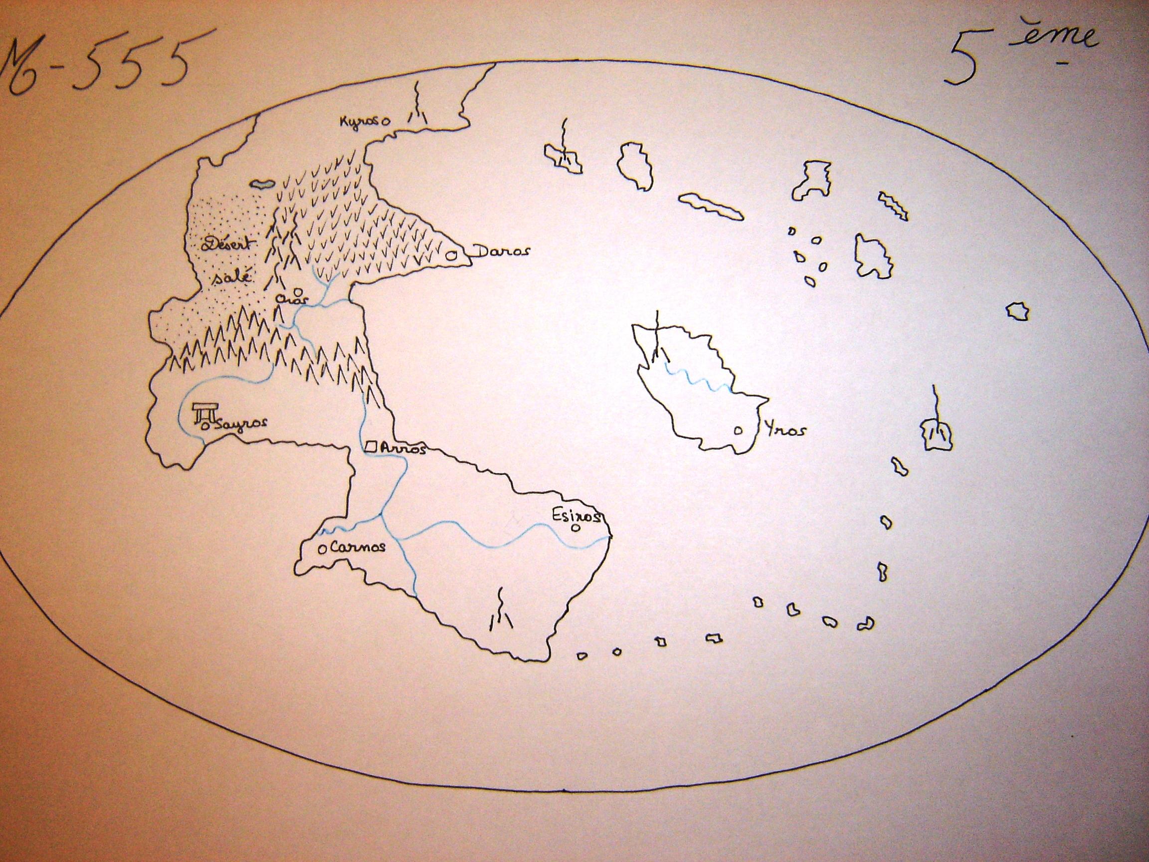 5eme royaume villes