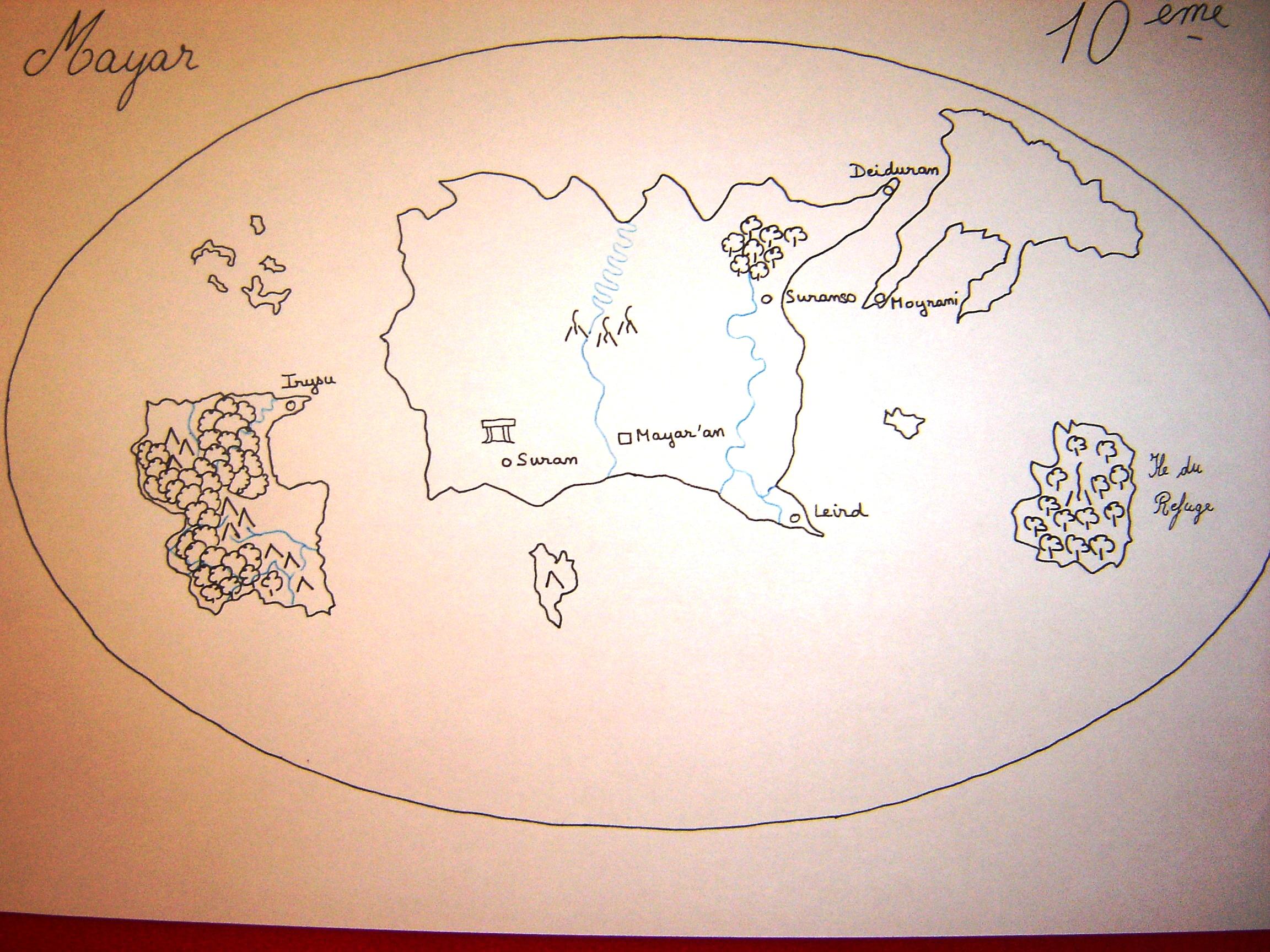 10eme royaume villes