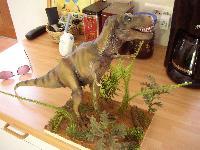 t-rex  jurassic park en kit vynil Mini_070803052817952274