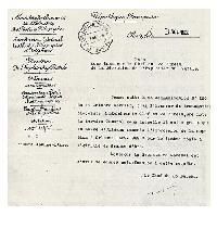 Lettre du 1 novembre 1928 Hebergement gratuit d image et photo