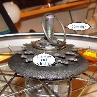 Pignon de roue libre : dépose Mini_0703271009252640426826