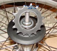 Pignon de roue libre : dépose Mini_0703271013262640426855