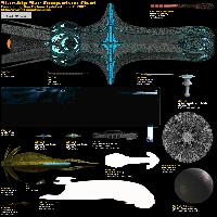 Taille comparée des vaisseaux dans star trek Mini_0709151259131236094